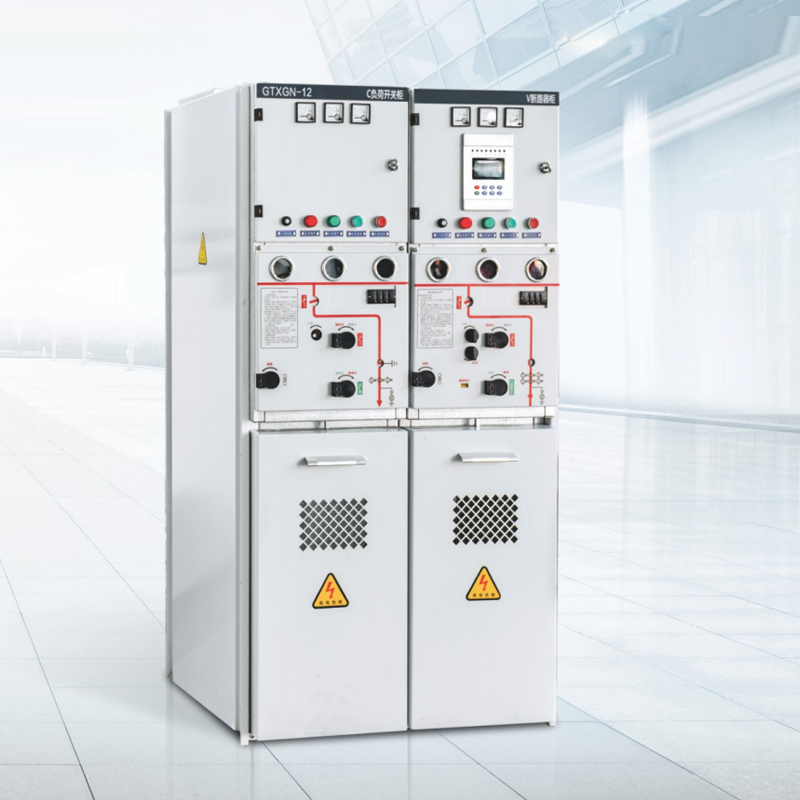 GTXGN-12智能固体绝缘柜