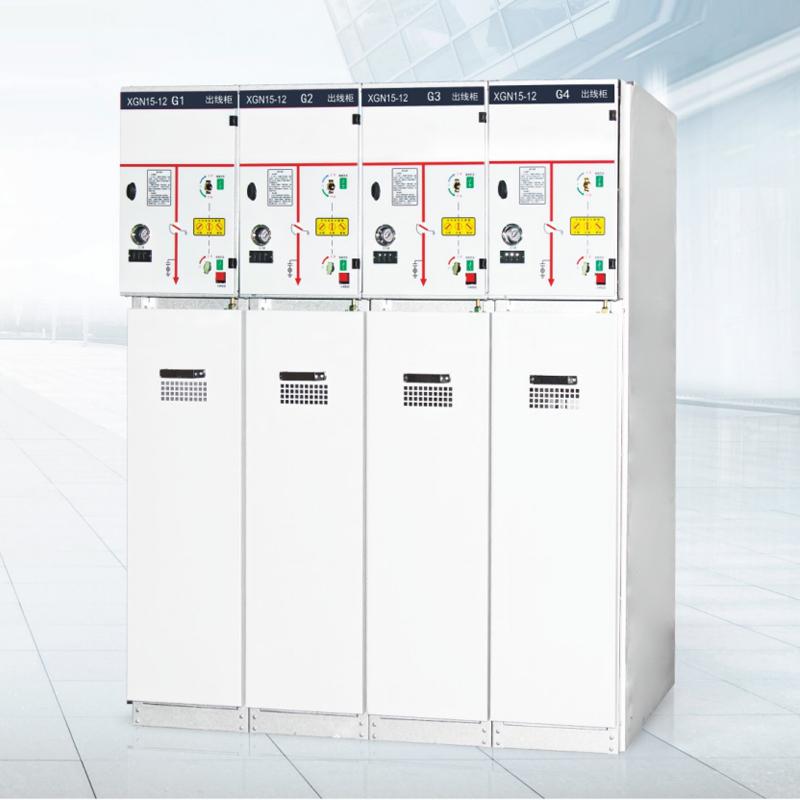 HXGN15-12箱式固定交流金属封闭开关设备..