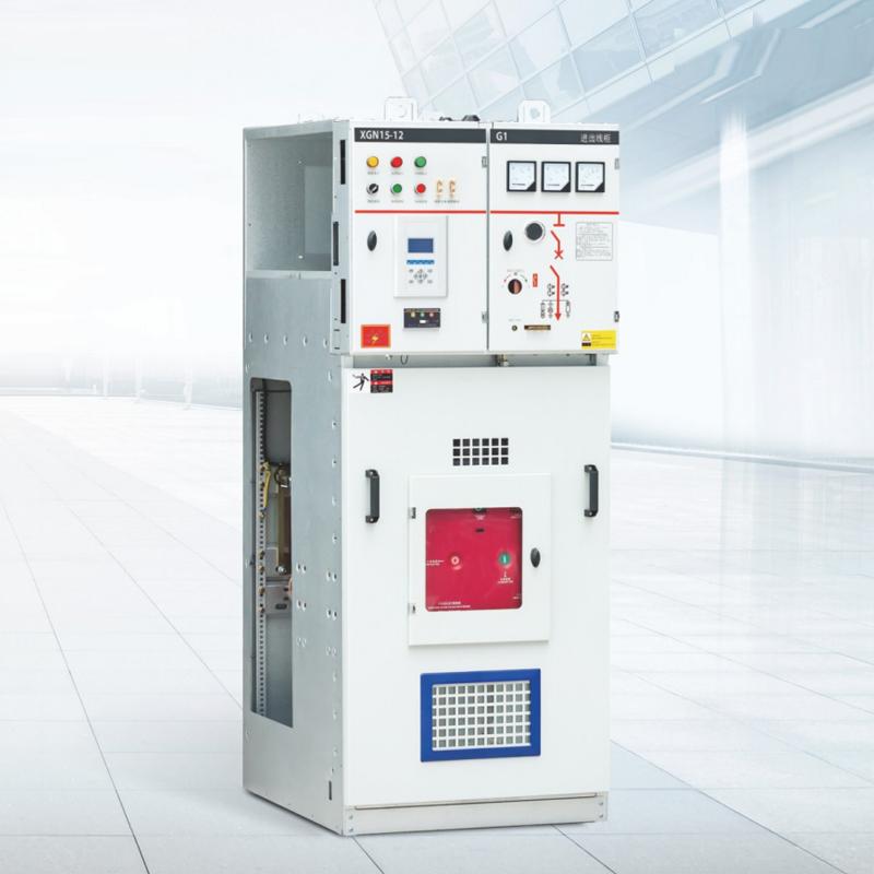 XGN15-12箱式固定交流金属封闭开关设备