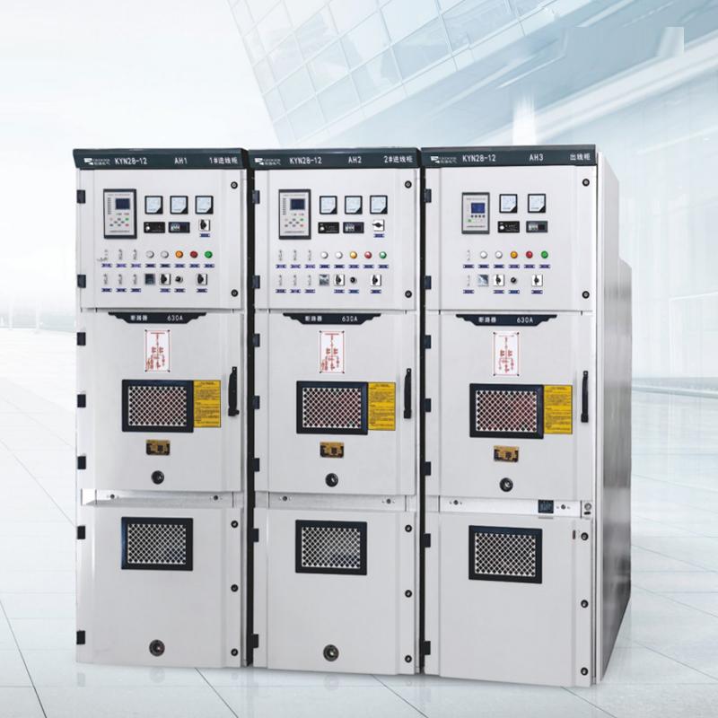 KYN28-12系列铠装中置式金属封闭开关设备..