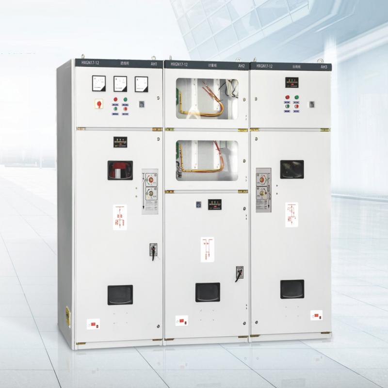 HXGN17-12箱式固定交流金属封闭开关设备..