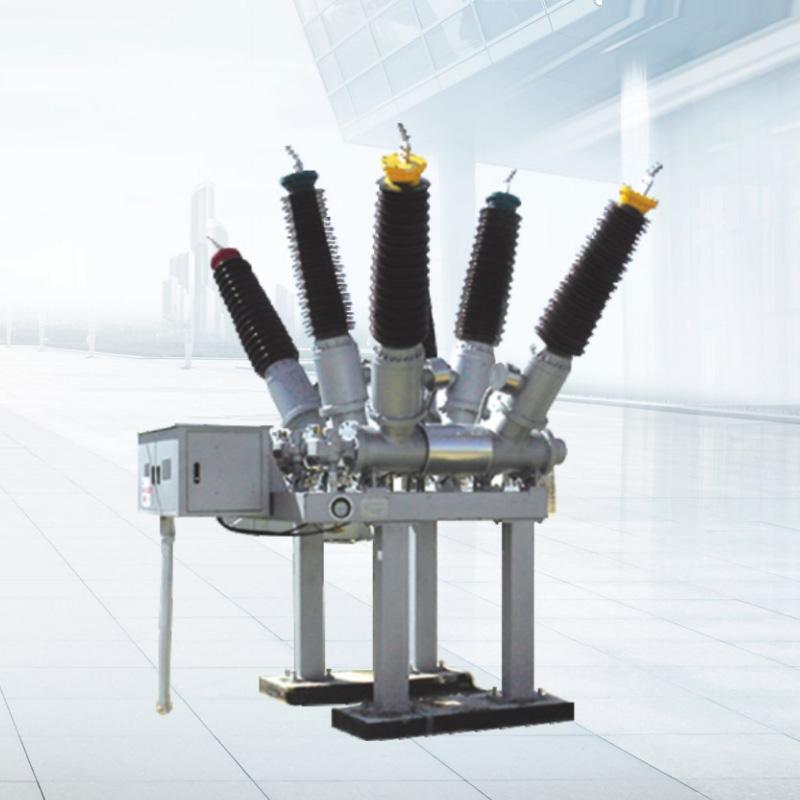 SF6-35kV六氟化硫断路器手车
